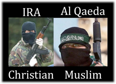 one man's terrorist is another man's freedom fighter