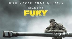 Fury Movie Image